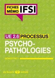 Dernières parutions sur UE 2.6 Processus psychopathologiques, Processus psychopathologiques