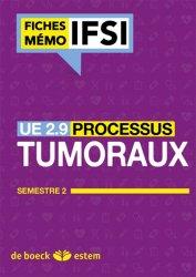 Dernières parutions sur UE 2.9 Processus tumoraux, Processus tumoraux UE 2.9
