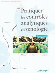 Souvent acheté avec Filtrations en oenologie, le Pratiquer les contrôles analytiques en oenologie