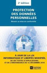Dernières parutions sur Multimédia, Protection des données personnelles. Réussir sa mise en conformité, 2e édition