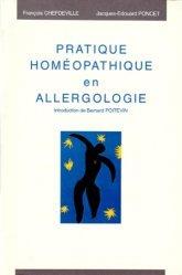 Souvent acheté avec Homéopathie & périménopause, le Pratique homéopathique en allergologie