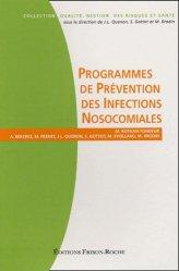 Souvent acheté avec Guide pratique de la ménopause, le Programmes de prévention des infections nosocomiales