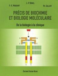 Dernières parutions sur UE1 Biochimie, Précis de biochimie et biologie moléculaire