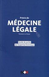 Précis de médecine légale