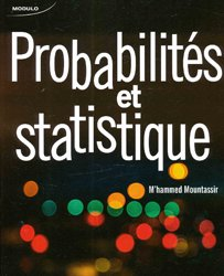 Dernières parutions dans modulo, Probalités et statistiques