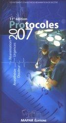 Souvent acheté avec Protocoles d'anesthésie-réanimation obstétricale, le Protocoles 2007