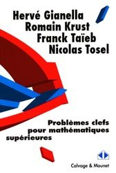 Dernières parutions dans Im-et-Ker, Problèmes clefs pour mathématiques supérieures