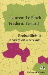 Dernières parutions sur Probabilités, Probabilités 1