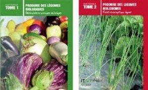 Souvent acheté avec La biodiversité amie du verger, le Produire des légumes biologiques Tome 1 et 2