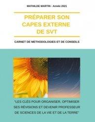 Dernières parutions sur Carrière, réussite, Préparer son CAPES externe de SVT