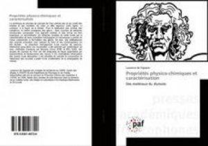 Dernières parutions sur Physique, Propriétés physico-chimiques et caractérisation