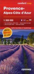 Dernières parutions dans Comfort! Map, Provence-Alpes-Côte d'Azur. 1/300 000