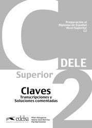 Dernières parutions sur DELE, Preparacion al Diploma de Español C2 : Claves