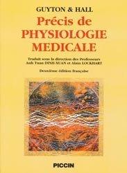 Souvent acheté avec Carnet d'anatomie 2, le Précis de physiologie médicale