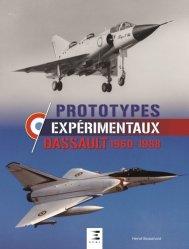Dernières parutions sur Modèles, Prototypes expérimentaux : Dassault, 1960-1980