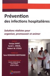 Dernières parutions sur Fonction publique hospitalière, Prévention des infections hospitalières