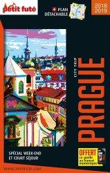 Nouvelle édition Prague. Edition 2018-2019. Avec 1 Plan détachable