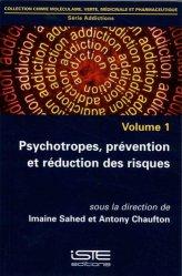 Dernières parutions sur Toxicomanie, Psychotropes, prévention et réduction des risques