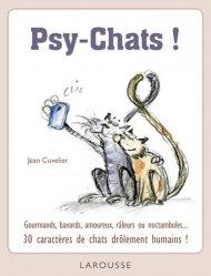 Dernières parutions dans Larousse attitude - Animaux, Psy-Chats