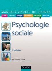 Souvent acheté avec 100 fiches pour réussir sa licence de psychologie, le Psychologie sociale