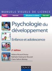 Souvent acheté avec 100 fiches pour réussir sa licence de psychologie, le Psychologie du développement