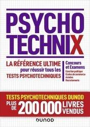 Dernières parutions sur Tests psychotechniques, PsychotechniX