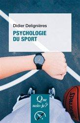 Souvent acheté avec Apports nutritionnels conseillés pour la population française, le Psychologie du sport