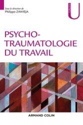 Dernières parutions dans U, Psychotraumatologie du travail
