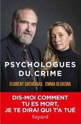 Souvent acheté avec L'examen neuropsychologique dans le cadre de l'expertise médico-légale, le Psychologues du crime