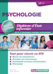 Dernières parutions dans Diplôme d'état infirmier, Psychologie