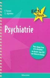 Dernières parutions dans ECN flash, Psychiatrie