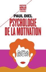 Dernières parutions sur Dolto, Psychologie de la motivation