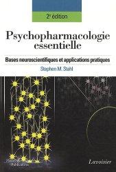 Souvent acheté avec Guide pratique des médicaments en neuro-psychiatrie, le Psychopharmacologie essentielle