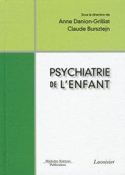 Souvent acheté avec L'anglais des spécialités médicales, le Psychiatrie de l'enfant