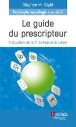 Dernières parutions sur Pharmacie, Psychopharmacologie essentielle : le guide du prescripteur
