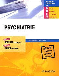Souvent acheté avec Gériatrie - Rééducation fonctionnelle, le Psychiatrie