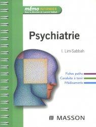 Souvent acheté avec Rhumatologie Traumatologie Orthopédie, le Psychiatrie