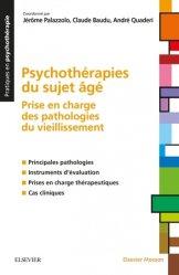 Dernières parutions dans Pratiques en psychothérapie, Psychothérapies du sujet âgé