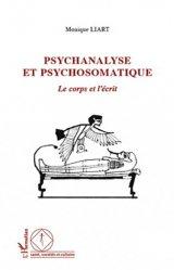 Dernières parutions dans Santé, sociétés et cultures, Psychanalyse et psychosomatique