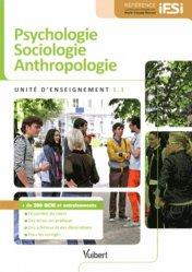 Dernières parutions sur UE 1.1 Psychologie, sociologie, anthropologie, Psychologie Sociologie Anthropologie