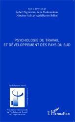Dernières parutions dans Psychologie du travail et RH, Psychologie du travail et développement des pays du Sud