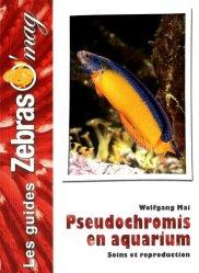Souvent acheté avec L'Axolotl, le Pseudochromis en aquarium