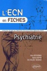Souvent acheté avec Gynécologie et obstétrique, le Psychiatrie