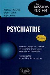 Souvent acheté avec Néphrologie, le Psychiatrie