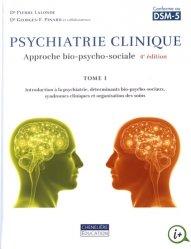 Souvent acheté avec Enfance et psychopathologie, le Psychiatrie clinique Tome 1