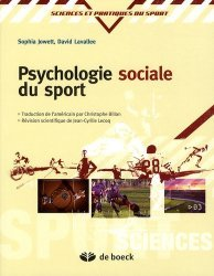 Dernières parutions dans Sciences et Pratiques du Sport, Psychologie sociale du sport
