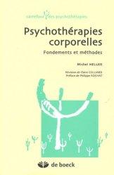 Dernières parutions sur Thérapies corporelles, Psychothérapies corporelles