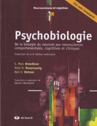 Souvent acheté avec Comprendre et utiliser les statistiques dans les sciences de la vie, le Psychobiologie
