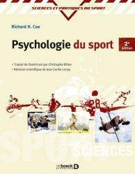 Dernières parutions dans Sciences et Pratiques du Sport, Psychologie du sport