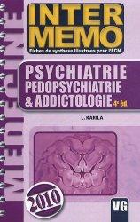 Souvent acheté avec Pédiatrie, le Psychiatrie Pédopsychiatrie et Addictologie